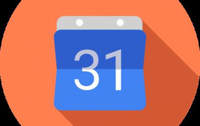 Marketing Efforts Planning Calendar