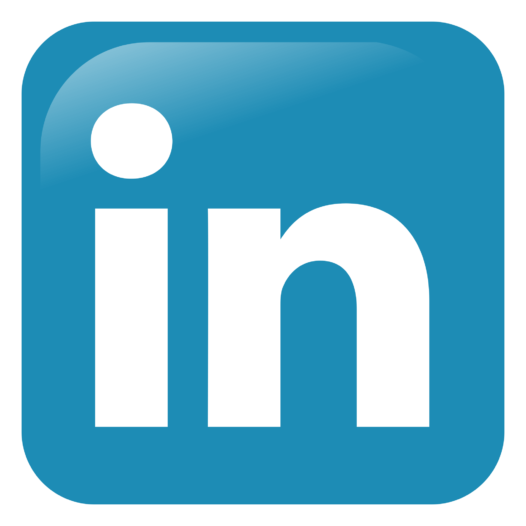 Updated LinkedIn URL's