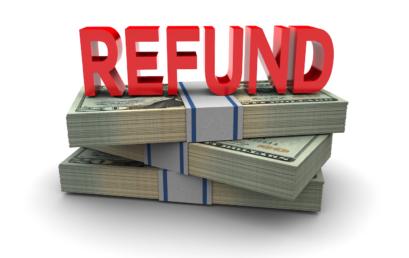 Refunds for Canceled Event Registrations