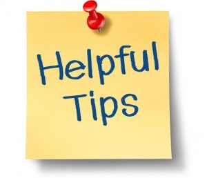 Helpful 'Comments' Tips for Contact Reports/Interactions