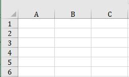 Tips for Using Excel for GAIL Mailings