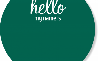 Word Merge for printing Event Name Tags