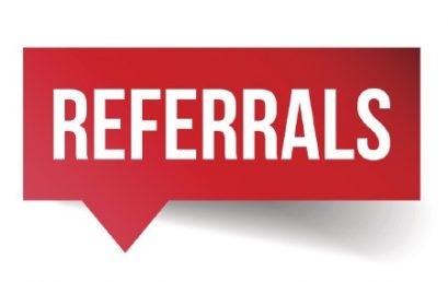 Prospect Referrals – Archived, Rejected & Particpants